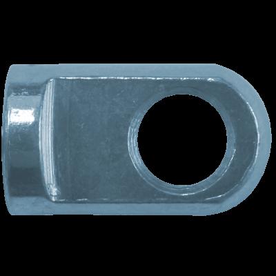 M5 Schroefoog 16mm (8mm dik, gat 8.1mm)