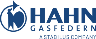 Hahn-Gasfedern